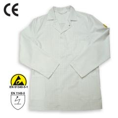 ESD SHORT COAT art. C6001295