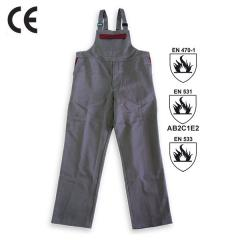 WELDING BIBPANTS art. C7001200