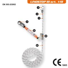 LINOSTOP III art. 118
